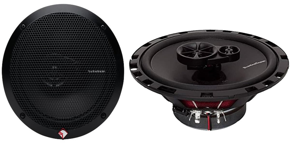 Rockford Fosgate R165X3 – Great Mid-Range Replication