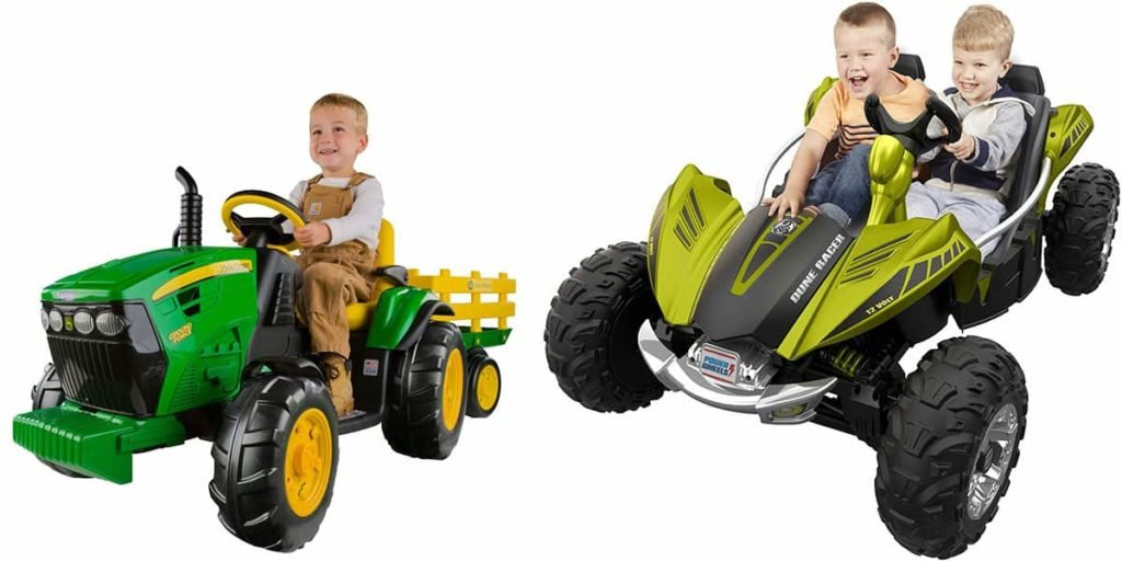 Top Kids Electric Cars for Safe Fun