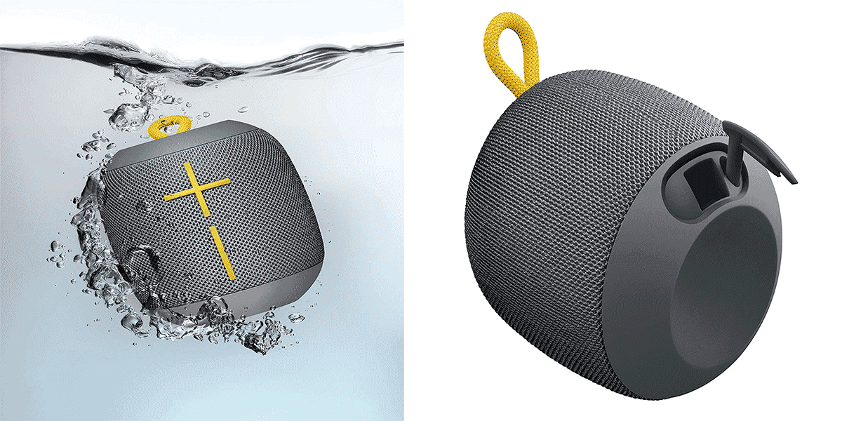 Ultimate Ears Wonderboom – Floating Speaker with 360 Degree Sound