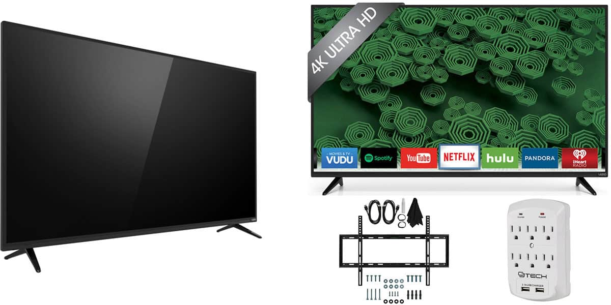 Vizio D50u-D1 – Best Budget 4K Gaming TV