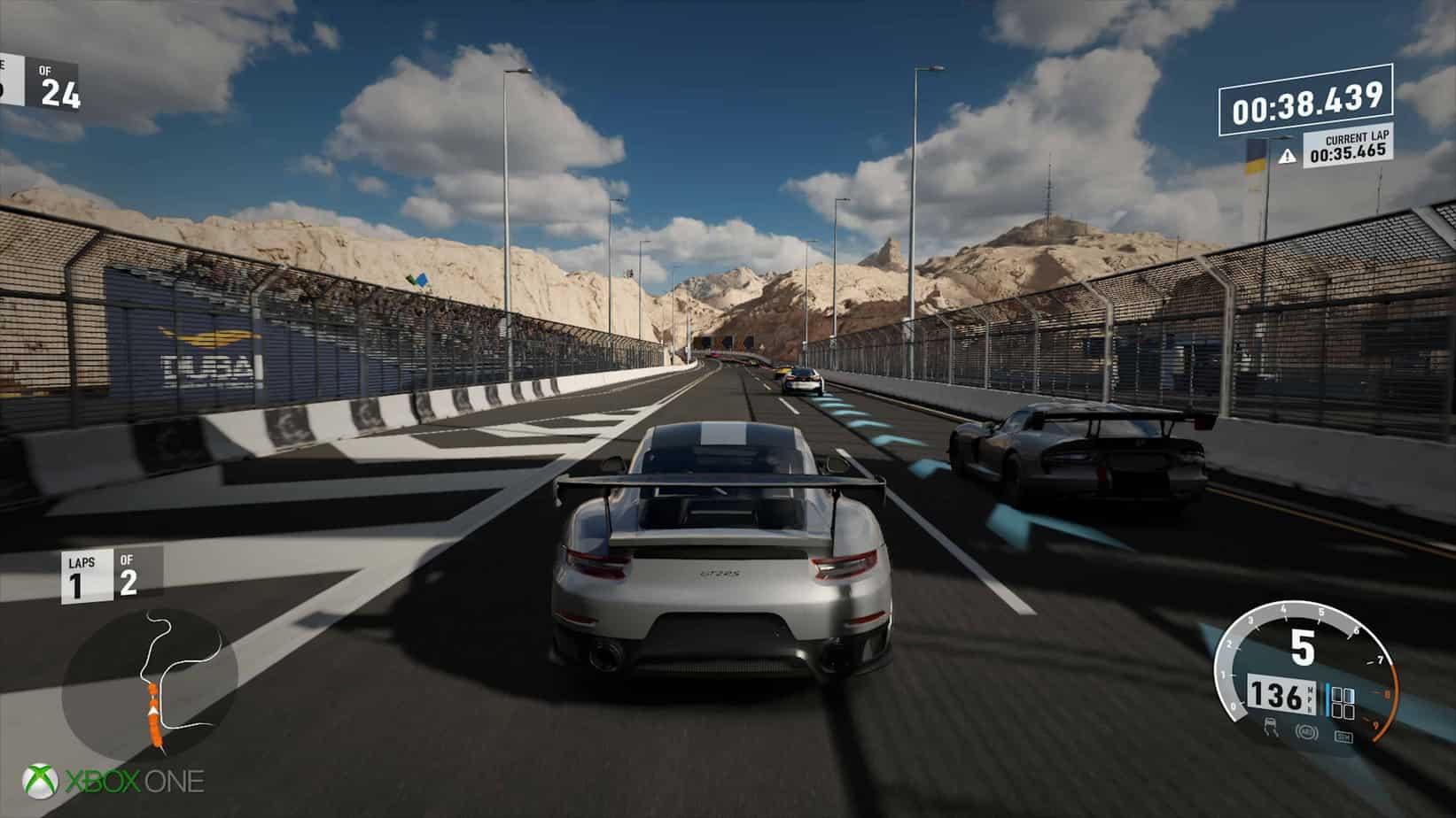 Forza 7 on Xbox One