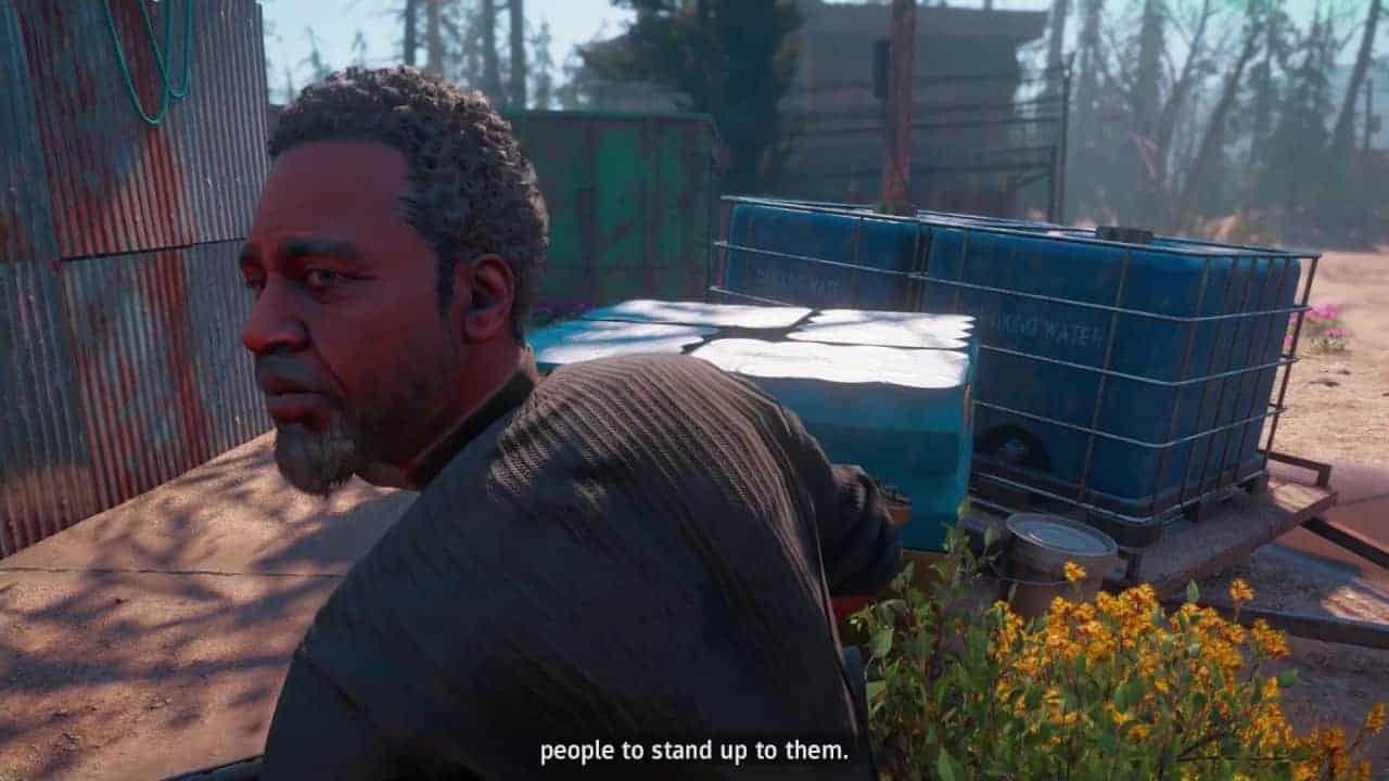 Far Cry: New Dawn's Pastor Jerome