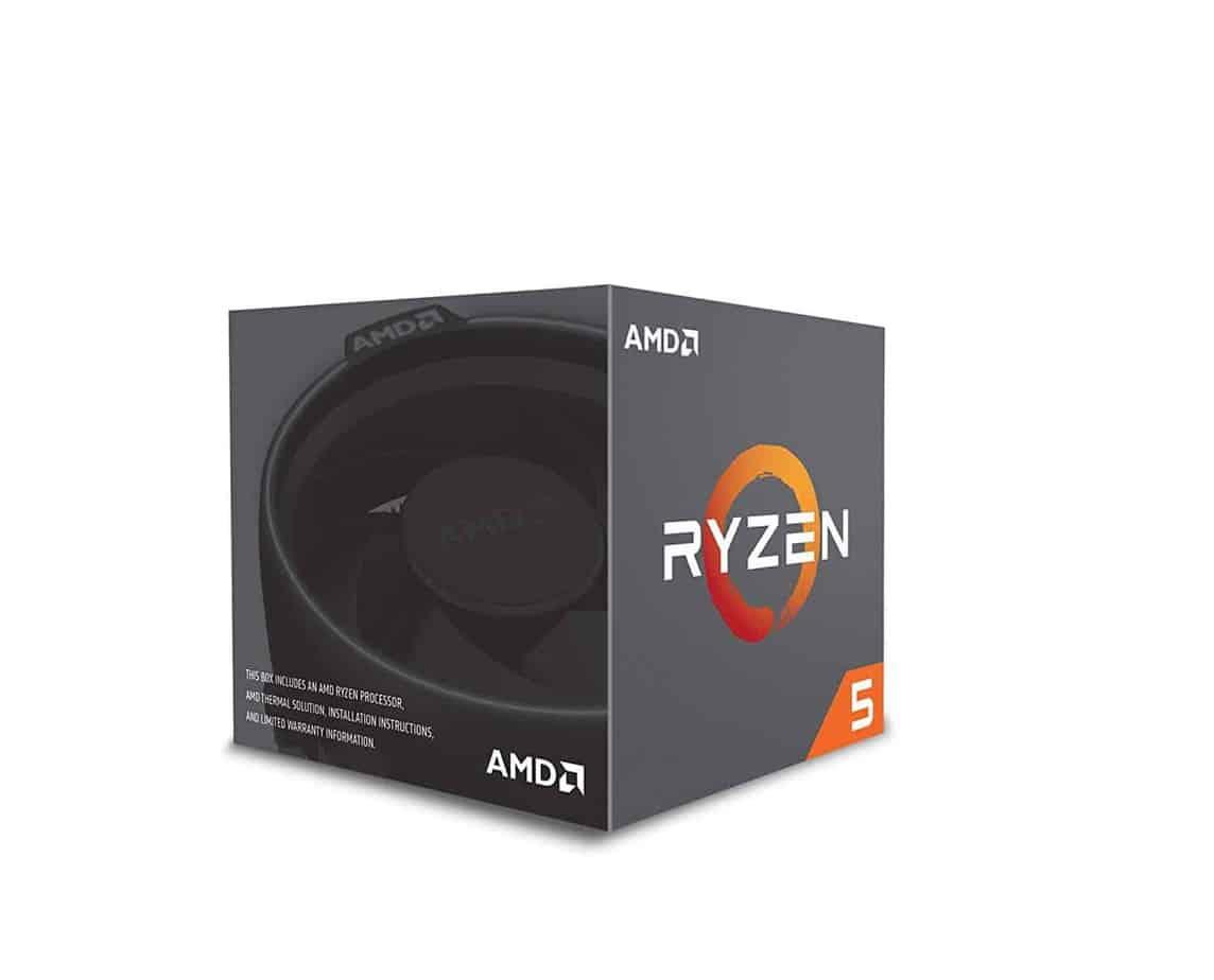 AMD Ryzen 5 2600 Six-Core Processor