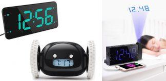 Best Alarm Clock for Heavy Sleepers