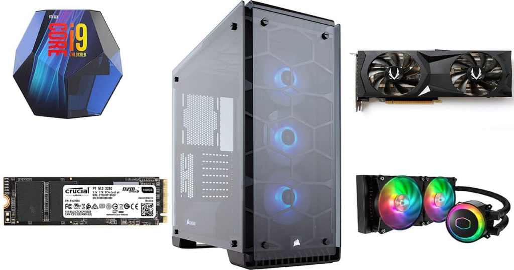 Best Gaming PC Build Under $2000
