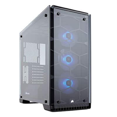 Corsair Crystal 570X RGB Mid Tower