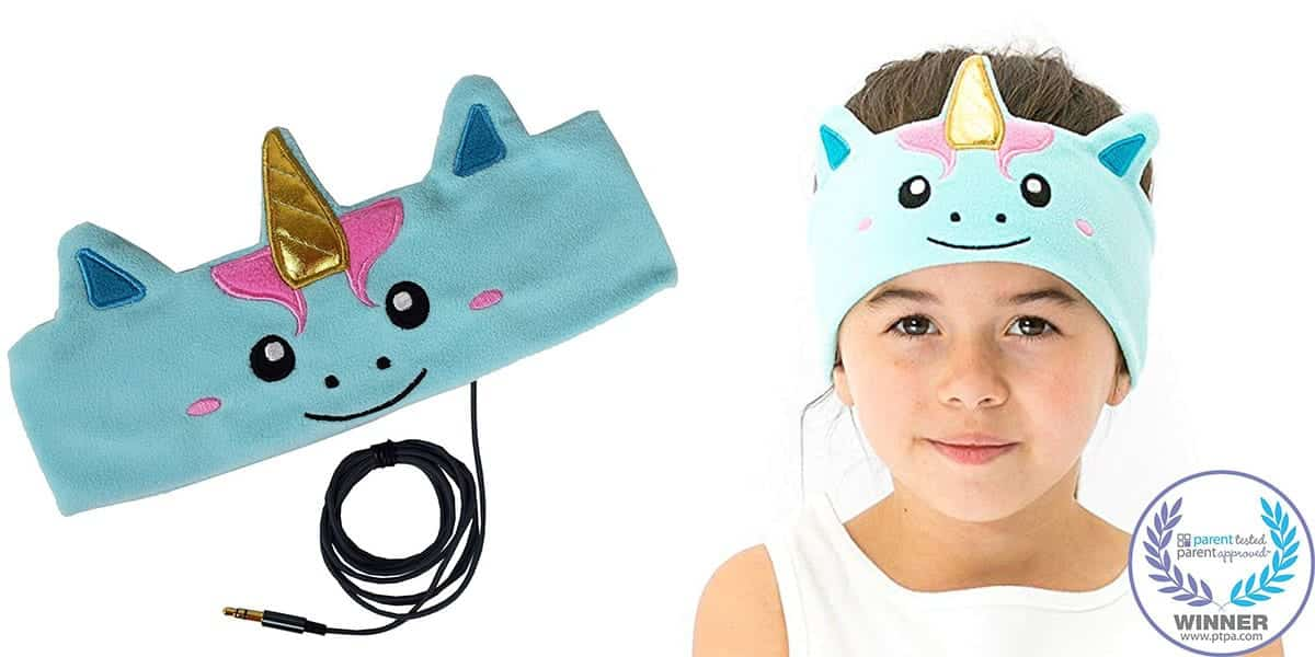 CozyPhones Kids Headphones Headband – Fun Design