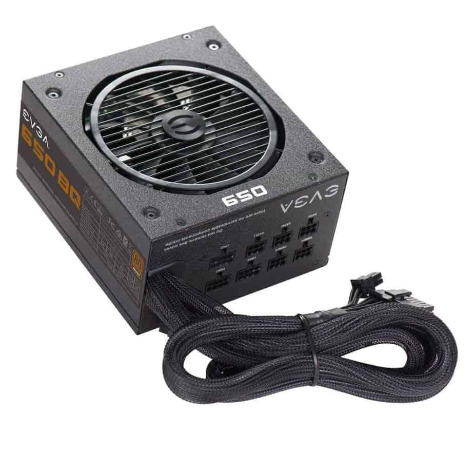 EVGA BQ 650W Semi-Modular Power Supply