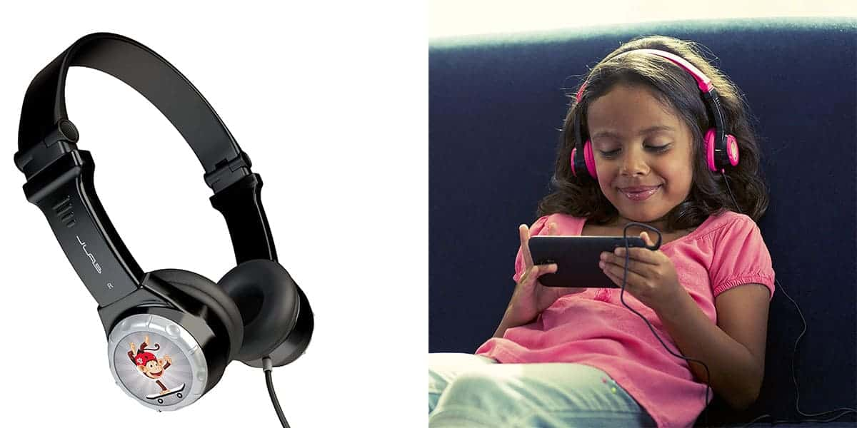 Jlab Audio Jbuddies Kids Headphones – Overall Best