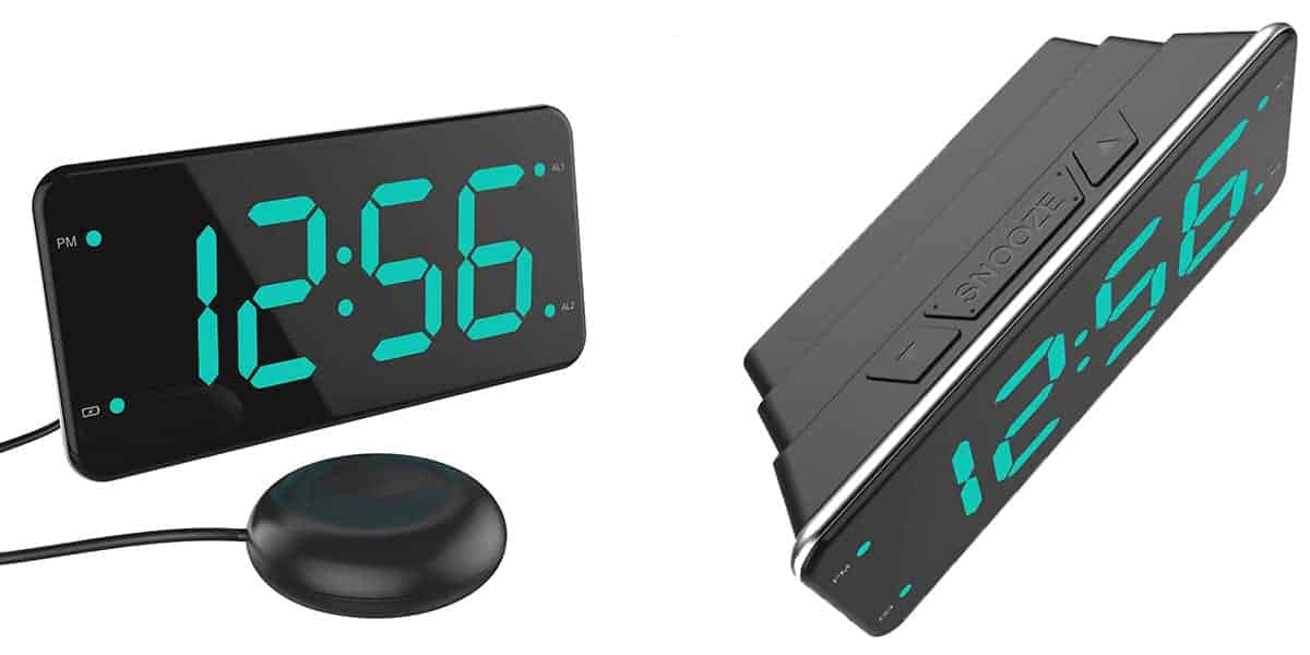 Lielongren Digital Alarm Clock