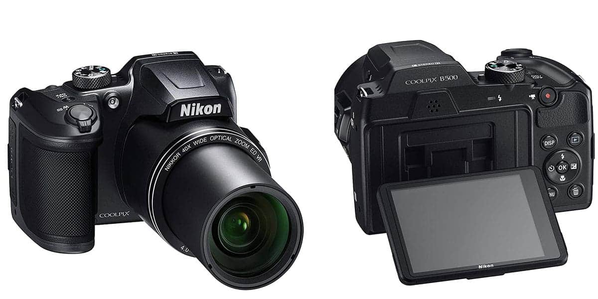Nikon Coolpix B500 – Overall Best