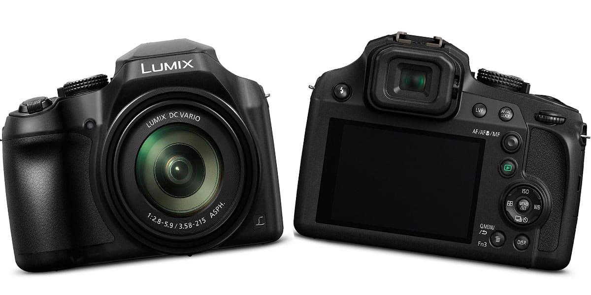 Panasonic LUMIX FZ80 – For 4K Videos