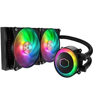 Cooler Master MasterLiquid ML240R Liquid Cooler