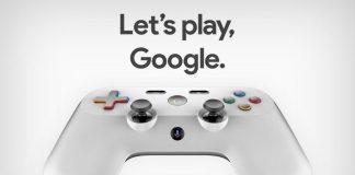Google's controller