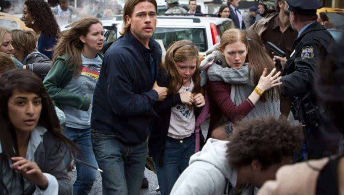 2013's World War Z by director Marc Foster