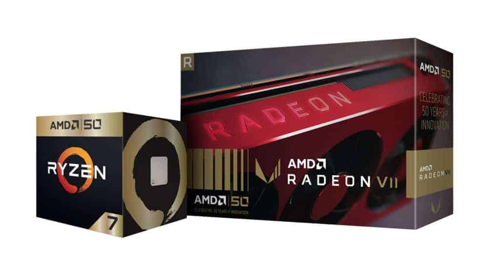 AMD50 anniversary products