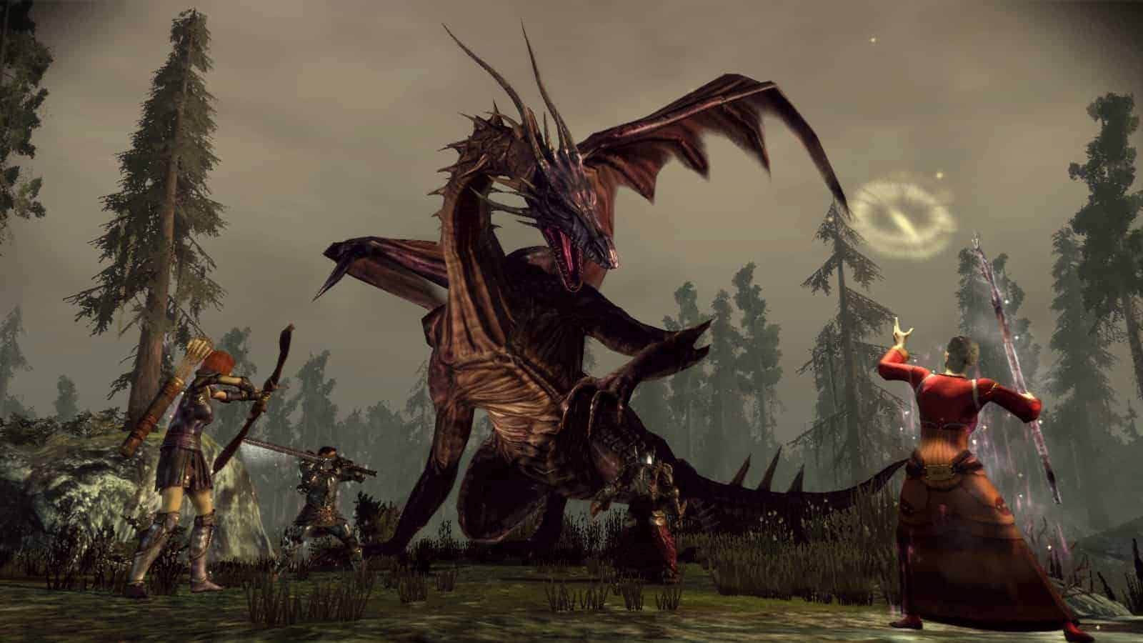 Players could even choose race, class, and place of origin in Dragon age: Origins.
