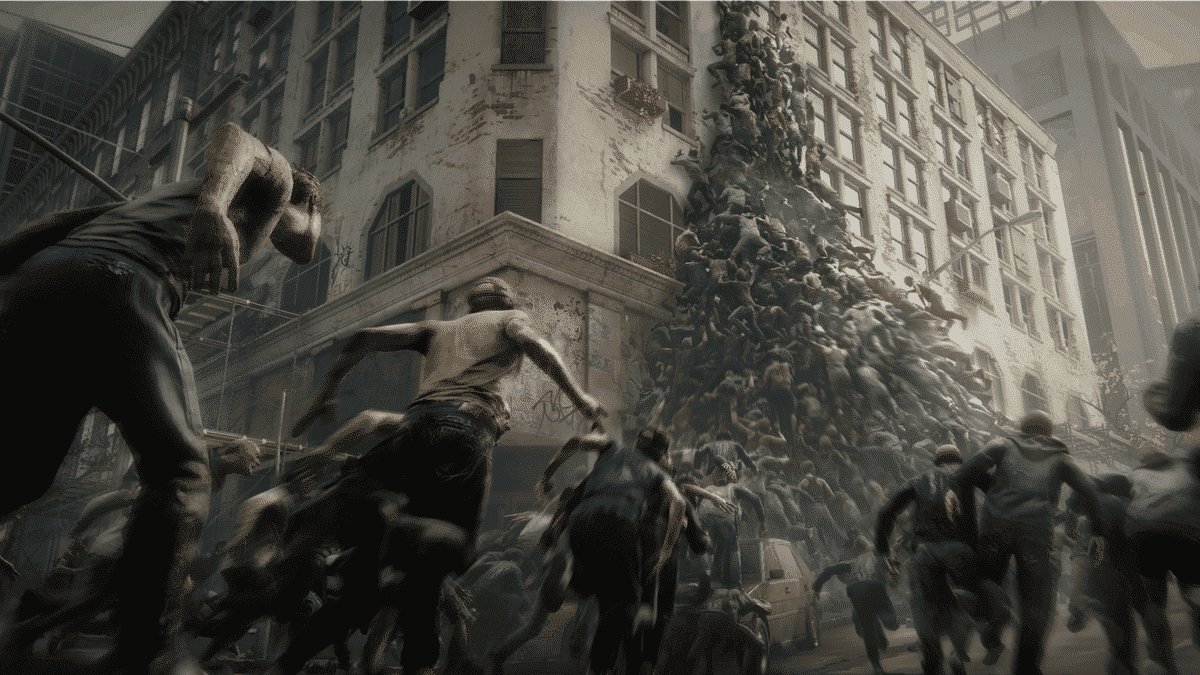 World War Z by Saber Interactive