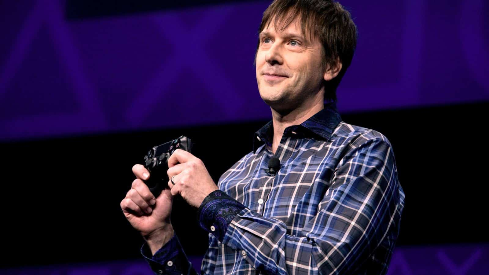 Sony's lead architect Mike Cerny