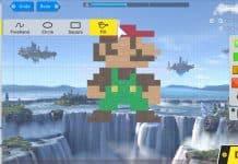 Super Smash Bros Ultimate new stage builder