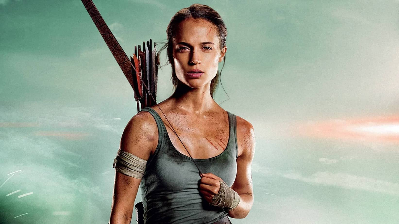 2018's Tomb Raider starring Alicia Vikander