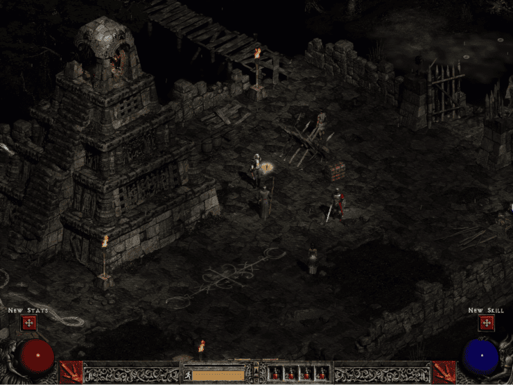 Here's how a Diablo II Remake would look like and not thanks