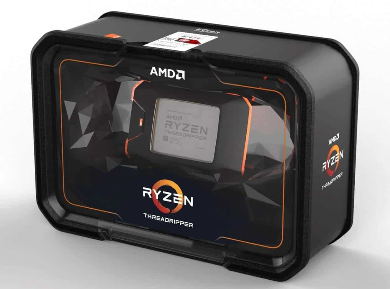 AMD Ryzen Threaddriper