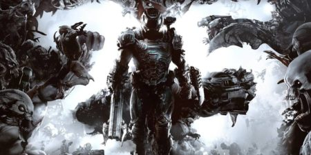 Doom Eternal new concept art
