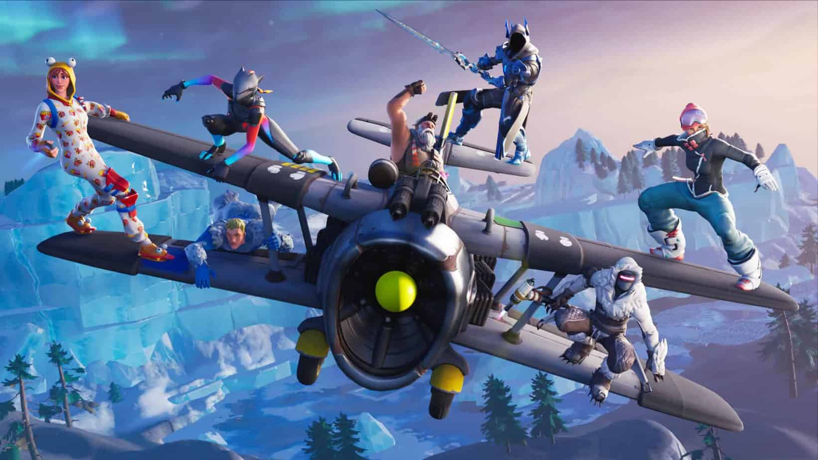 PlayStation 4 opened up for Fortnite on 2018