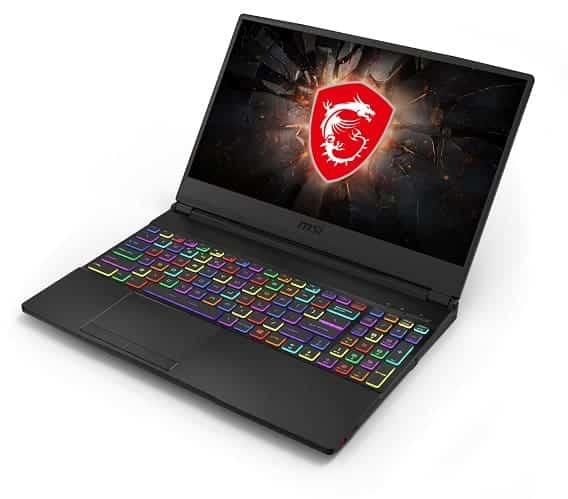 MSI new gaming laptop 1