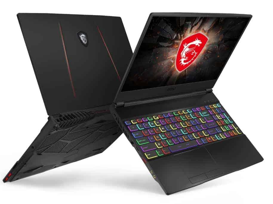 MSI new gaming laptop 2