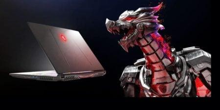 MSI new gaming laptop