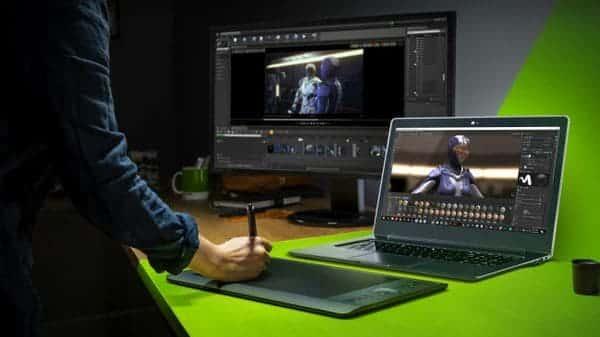 Nvidia RTX studio 1