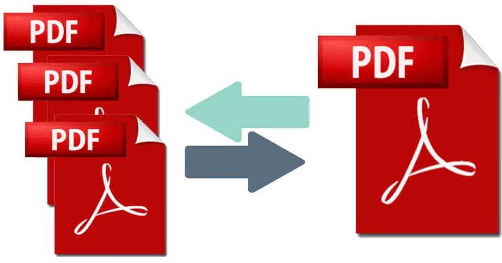 How To Merge/Split Multiple PDF Files