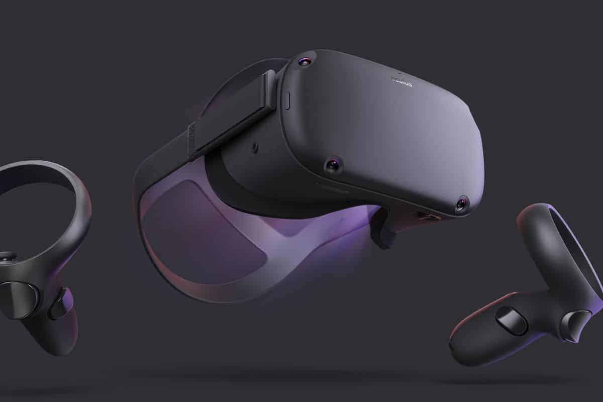 Oculus Quest wireless VR headset