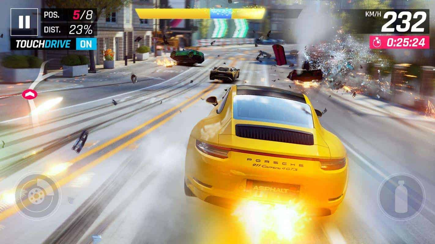 Gameloft's Asphalt 9 for iOS and Android is getting Xbox Live support