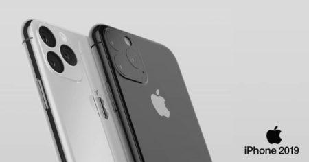 iphone 2019 leaked renders
