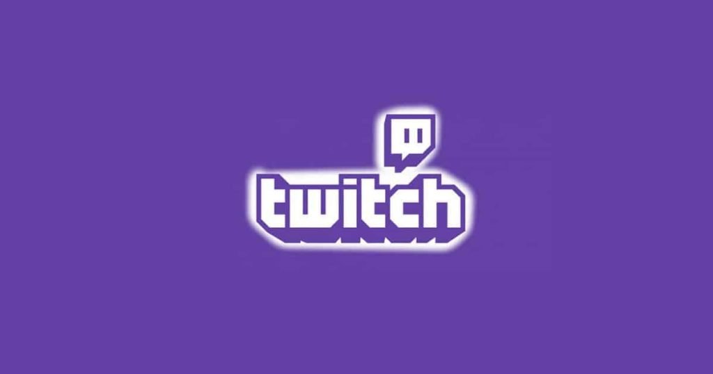 streaming on twitch