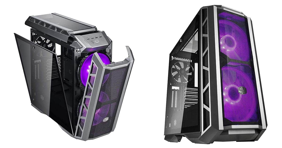Cooler Master MasterCase H500P – Best Cooling
