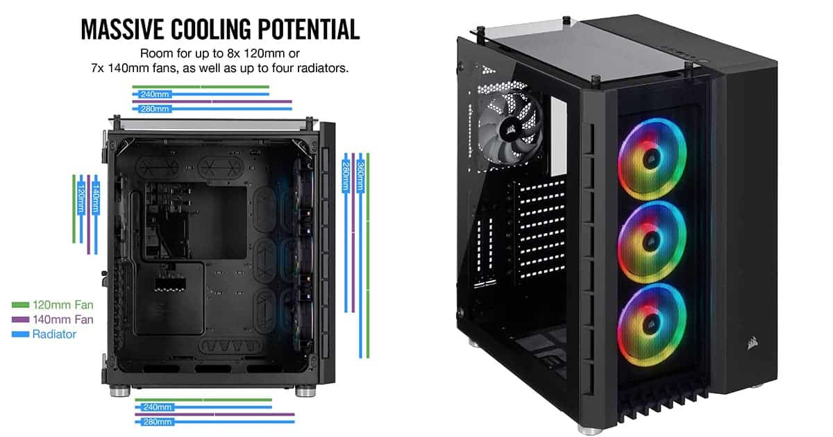 Corsair Crystal Series 680X