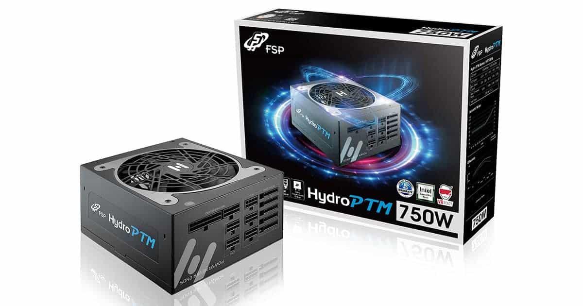 FSP Hydro PTM 750W