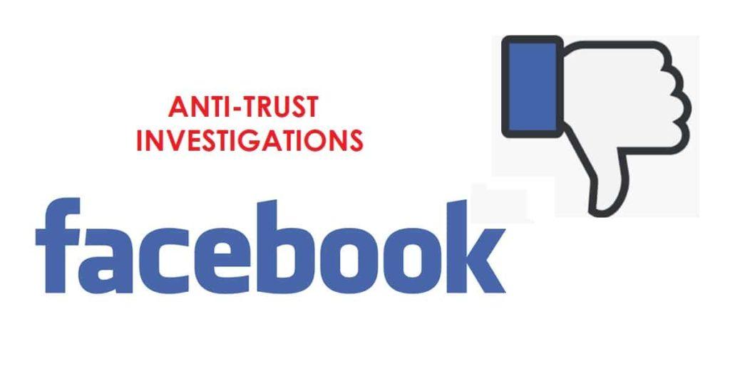Facebook Google Antitrust Investigations