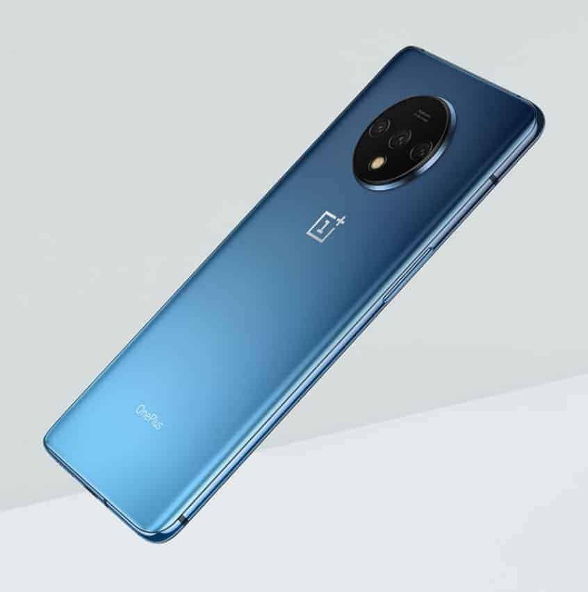 OnePlus 7T design and specifications 1