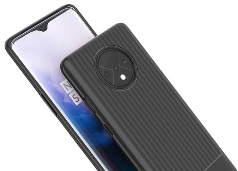 This is what the new OnePlus 7T will look like
