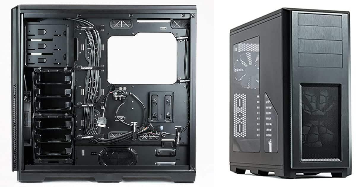 Phanteks Enthoo Pro – Best Budget PC Case