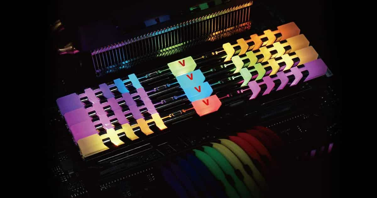 V-Color Prism RGB RAM