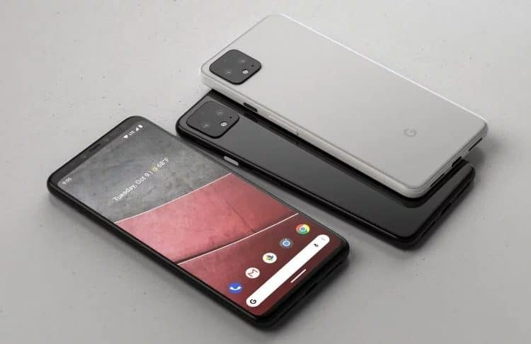 iphone 11 and google pixel 4 2