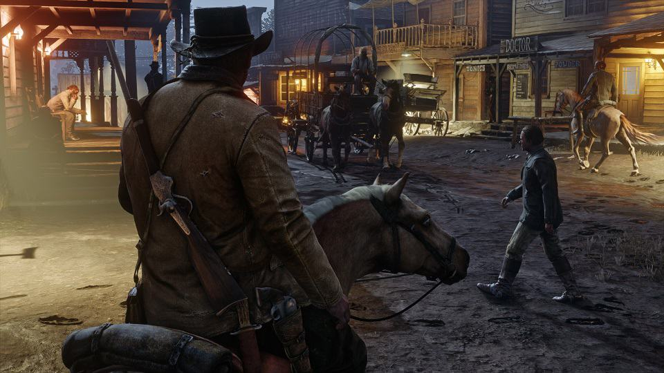 red dead redemption 2 pc 2