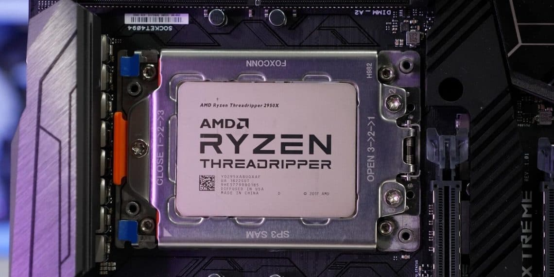 Amd Ryzen Threadripper 3000 Series Release Date Specs Price