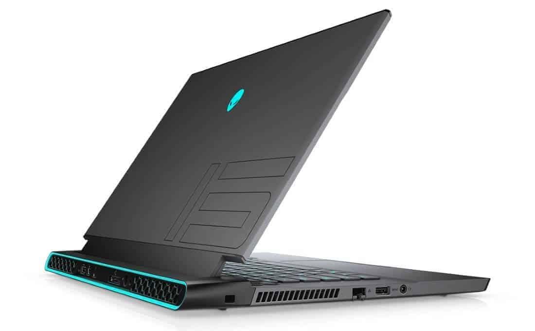 Alienware M15 R2 gaming laptop 6